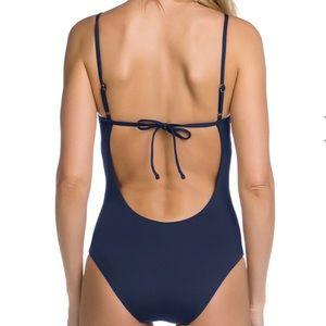 BECCA Swim - [Becca] Color Code One Piece Swimsuit